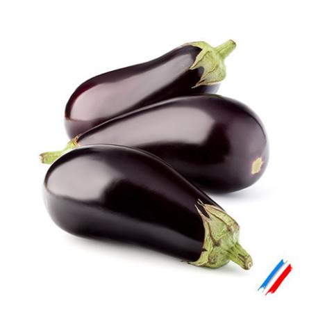 Aubergine noir bio 700g