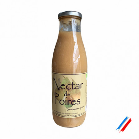 Nectar de Poires bio 75cl