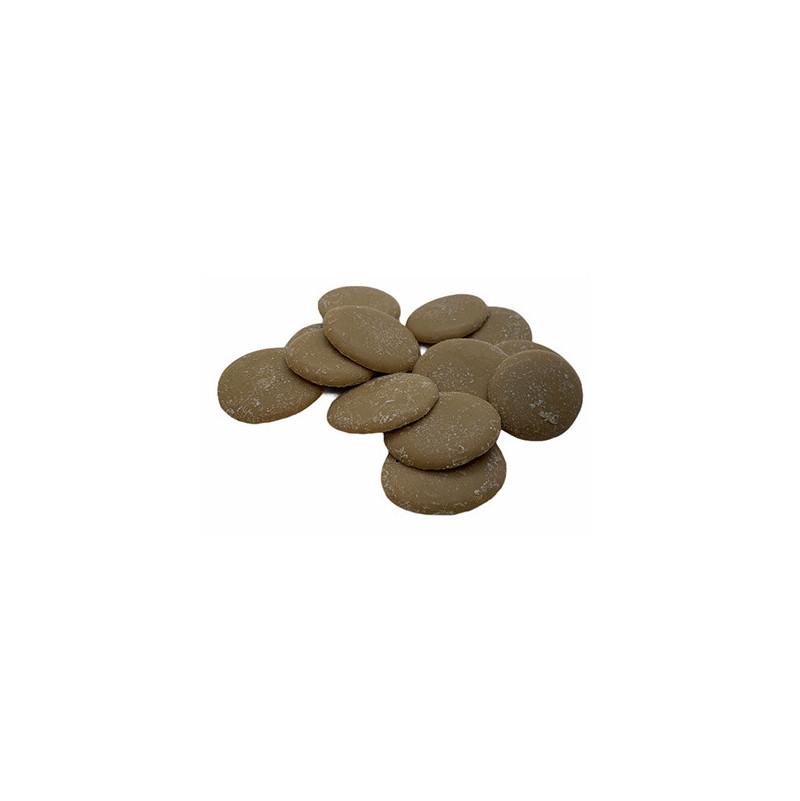 Palets chocolat blanc bio 250g