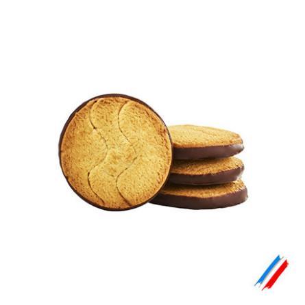 Biscuit nappé chocolat noir bio 200g