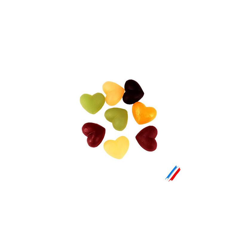 Bonbons cœur bio 50g