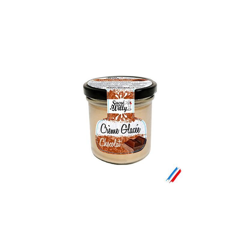 Crème glacée chocolat 150ml