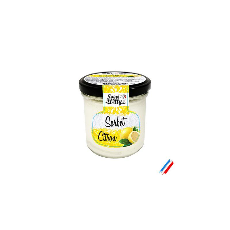Sorbet citron 150ml