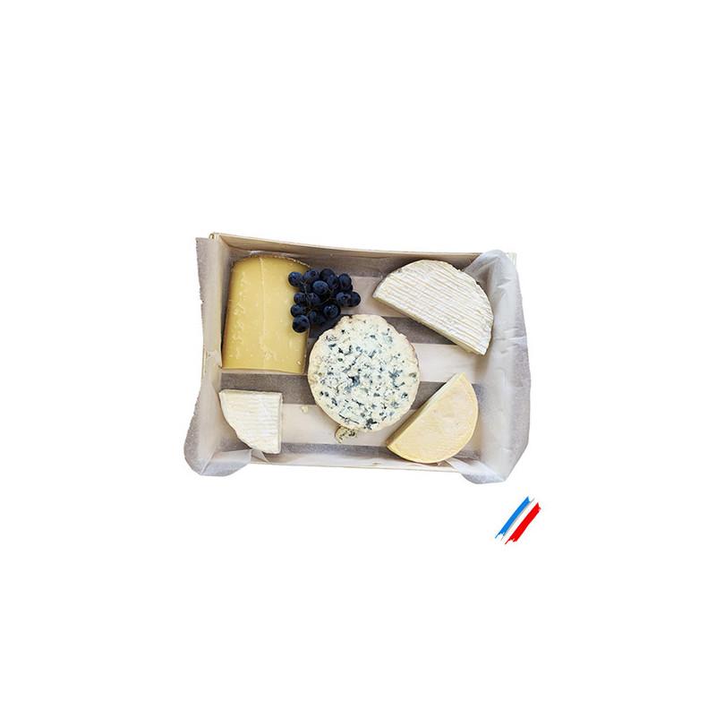 Le plateau fromage