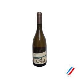 """Vin blanc """"galets roulés"""" bio 75cl"""