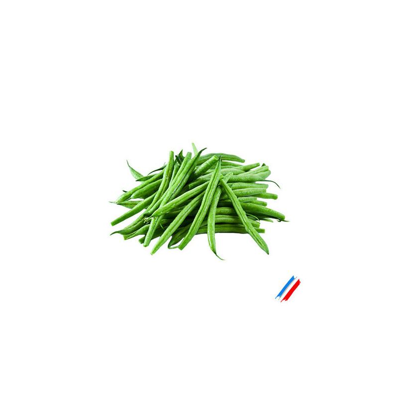 Haricots verts bio 500g